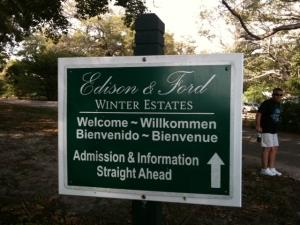 Edison & Ford Winter Estates