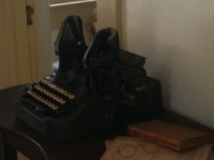 Thomas Edison Typewriter