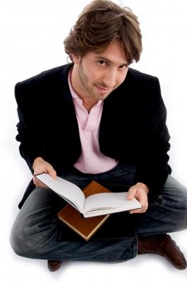 men reading fiction | WordServe Water Cooler