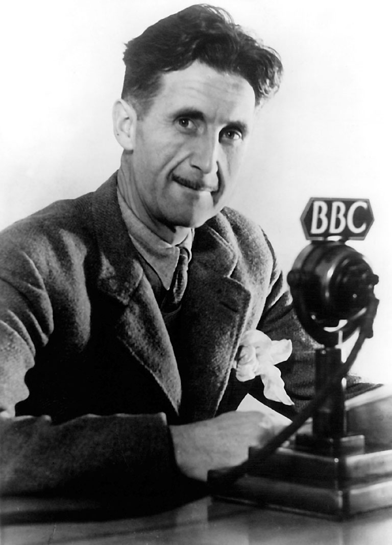 I have just been reading George Orwell's ...