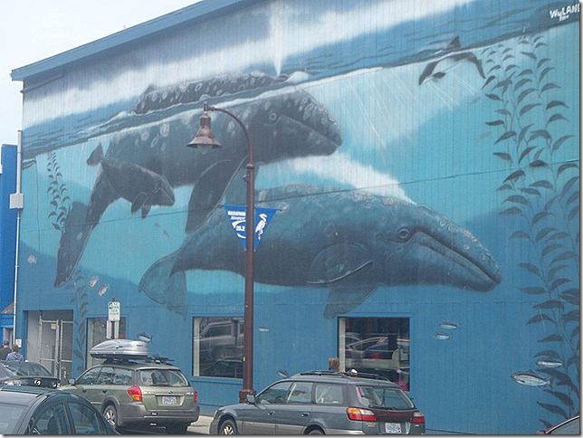 Newport Wall Mural