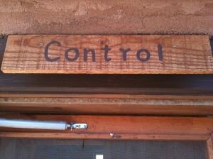 In Control -- Anita Brooks