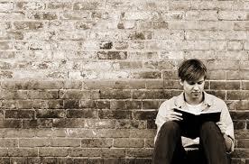 man reading2