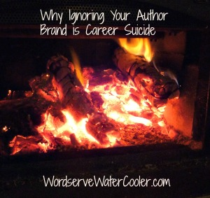 Why Ignoring Your Author Brand is Career Suicide