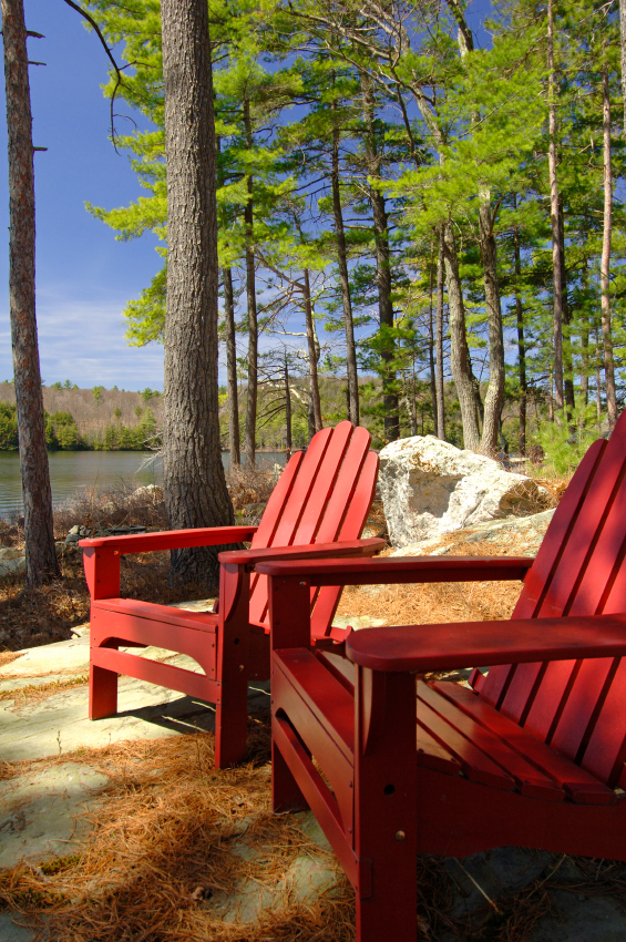 adirondack chair plans cad