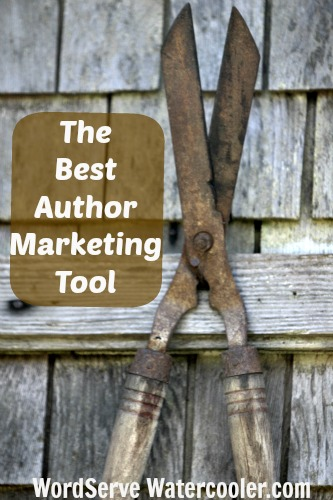 The Best Author Marketing Tool