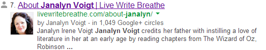 About Janalyn Voigt