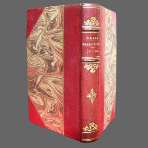 Dickens_Great_Expectations_in_Half_Leather_Binding