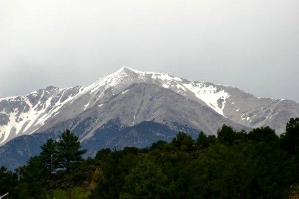 Kariss mountains