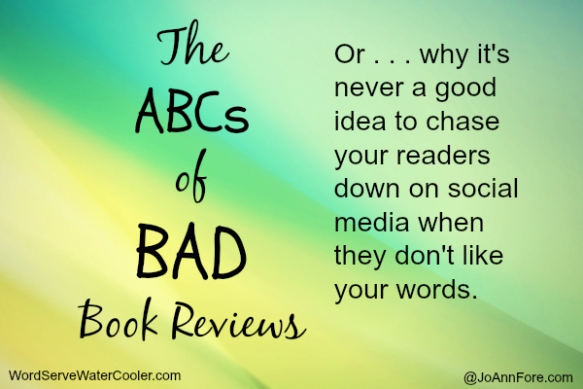 bad book reviews