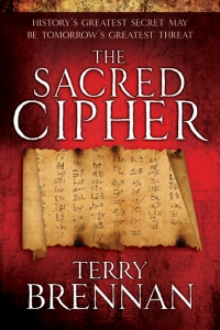 Sacred Cipher Cover
