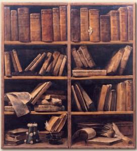 Due_sportelli_di_libreria_con_scaffali_di_libri_di_musica