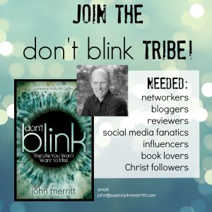 John Merritt's Don't Blink Tribe