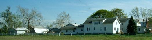 Levi Zook's farm, Eden Township, Lagrange County