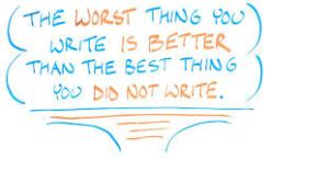 Writing the Worst