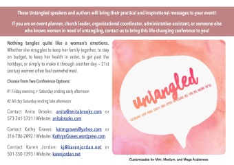 Untangled A Women's Conference