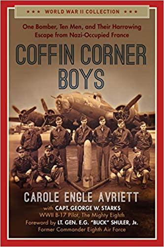 Coffin Corner Boys New Cover